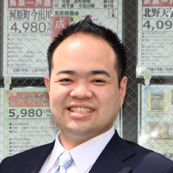 建都住宅販売株式会社 取締役 三輪 幸徳