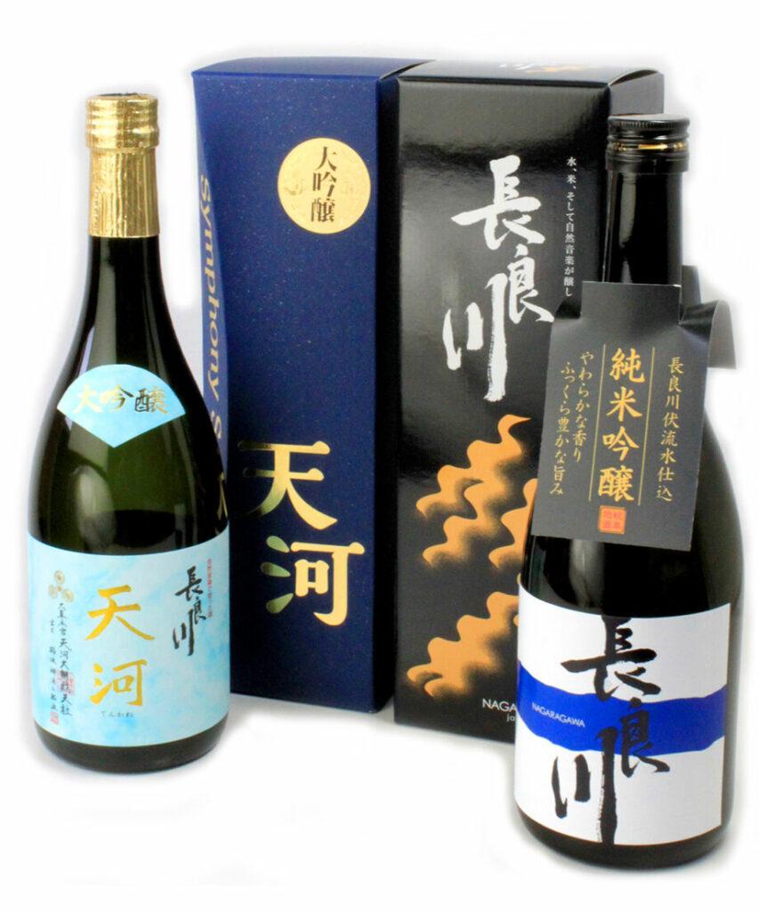 岐阜限定の酒米と長良川伏流水で醸す「岐阜地酒」